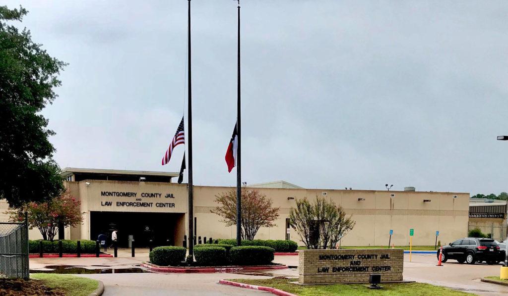 Montgomery County Jail Conroe Texas